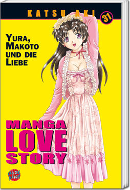 Manga Love Story, Band 31