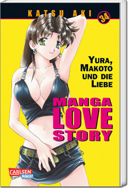 Manga Love Story, Band 34