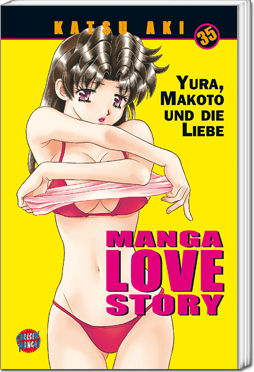 Manga Love Story, Band 35