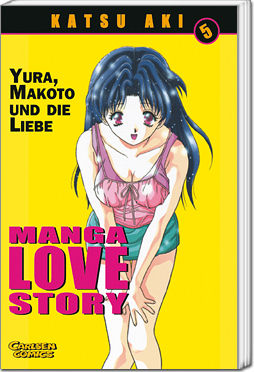 Manga Love Story, Band 05