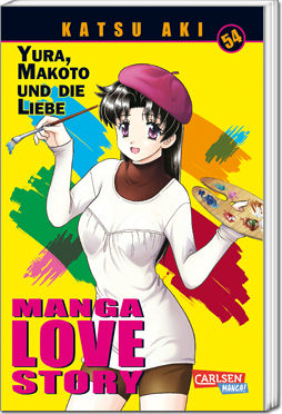 Manga Love Story, Band 54