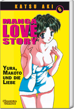 Manga Love Story, Band 06