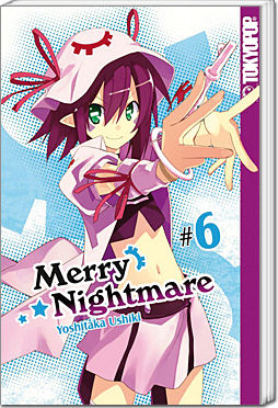 Merry Nightmare, Band 06