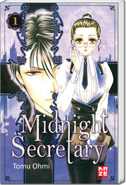 Midnight Secretary, Band 1