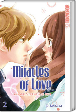 Miracles of Love, Band 02