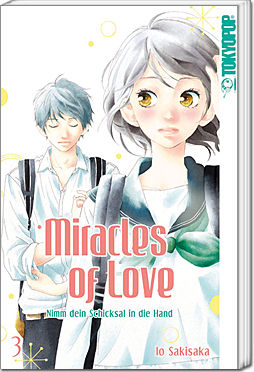 Miracles of Love, Band 03