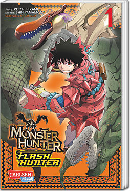 Monster Hunter Flash Hunter, Band 01