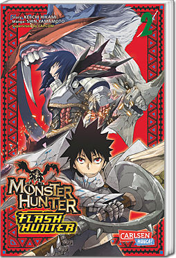 Monster Hunter Flash Hunter, Band 02