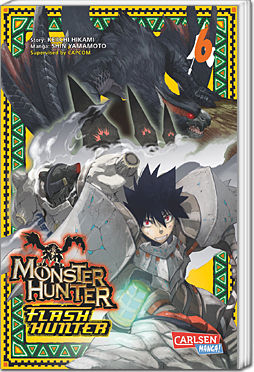 Monster Hunter Flash Hunter, Band 06