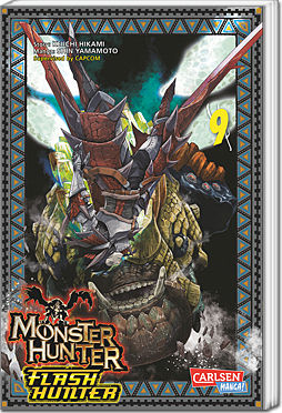 Monster Hunter Flash Hunter, Band 09