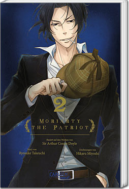 Moriarty the Patriot 02