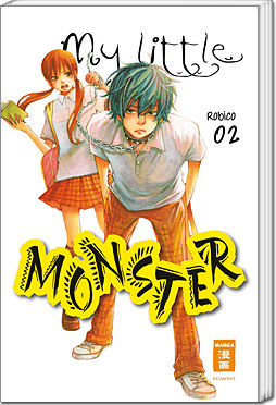 My Little Monster, Band 02