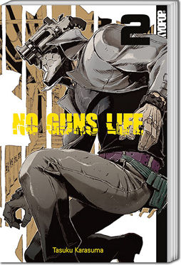 No Guns Life, Band 02
