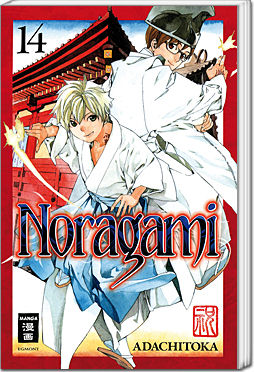 Noragami, Band 14