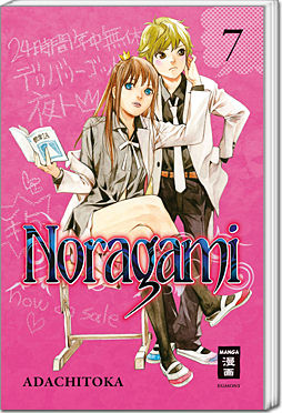 Noragami, Band 07