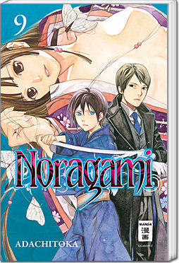 Noragami, Band 09