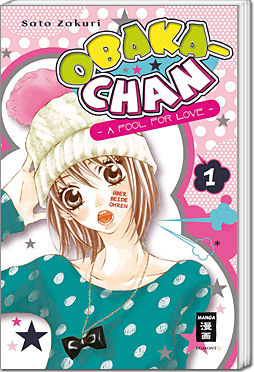 Obaka-chan - A fool for Love, Band 01