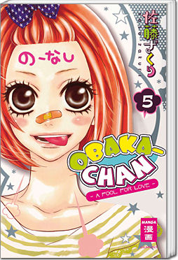Obaka-chan - A fool for Love, Band 05