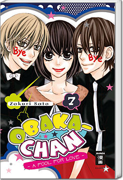 Obaka-chan - A fool for Love, Band 7