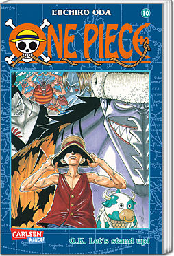 One Piece, Band 10