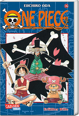 One Piece, Band 16