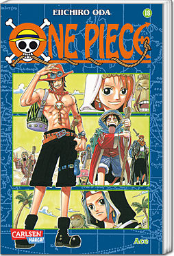 One Piece, Band 18