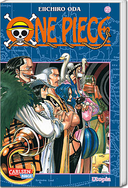 One Piece, Band 21