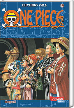 One Piece, Band 22