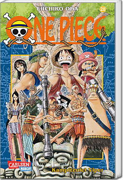 One Piece, Band 28