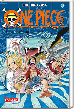 One Piece, Band 29