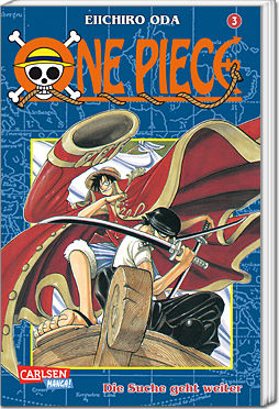 One Piece, Band 03