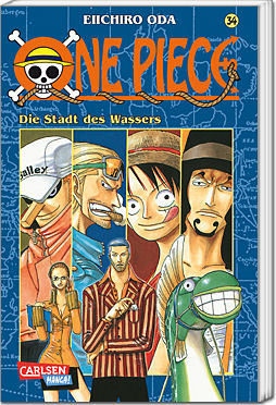 One Piece, Band 34