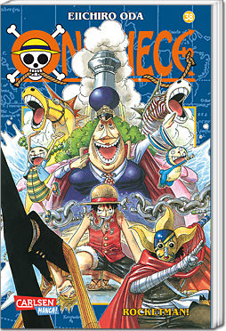 One Piece, Band 38