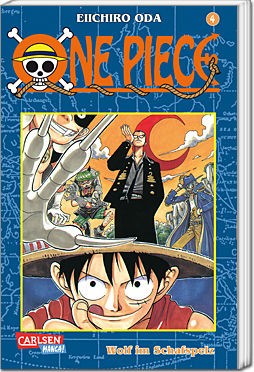 One Piece, Band 04