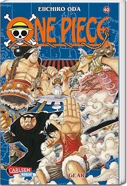 One Piece, Band 40
