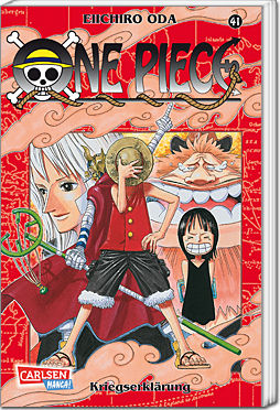 One Piece, Band 41
