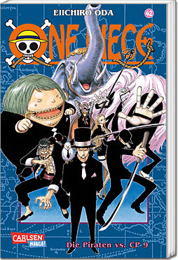 One Piece, Band 42