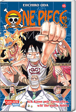 One Piece, Band 45