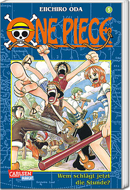 One Piece, Band 05