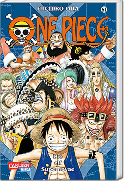 One Piece, Band 51