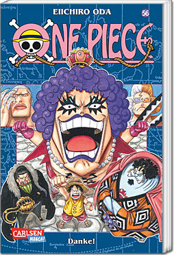 One Piece, Band 56