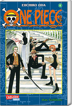 One Piece, Band 06