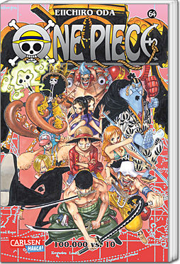 One Piece, Band 64
