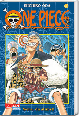One Piece, Band 08