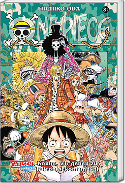 One Piece, Band 81