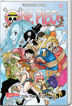 One Piece, Band 82