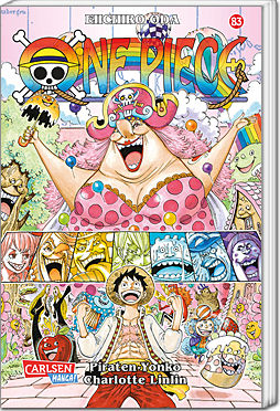 One Piece, Band 83