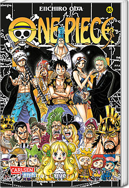 One Piece, Band 85