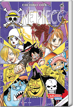 One Piece, Band 88