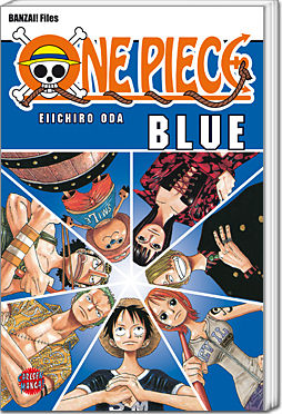One Piece: Blue - Grand Data File